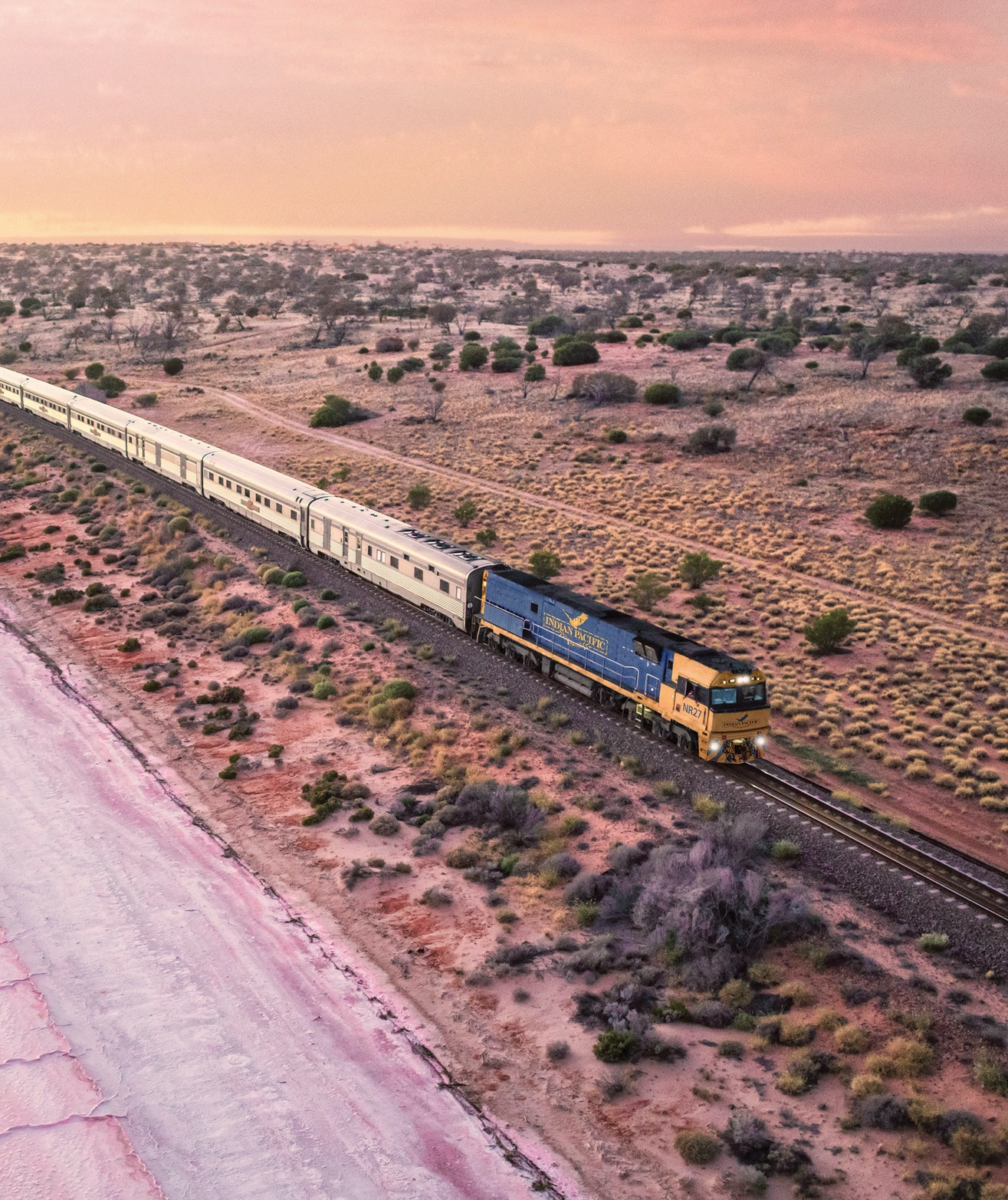 Perth to Adelaide - Journey Beyond Rail Expeditions