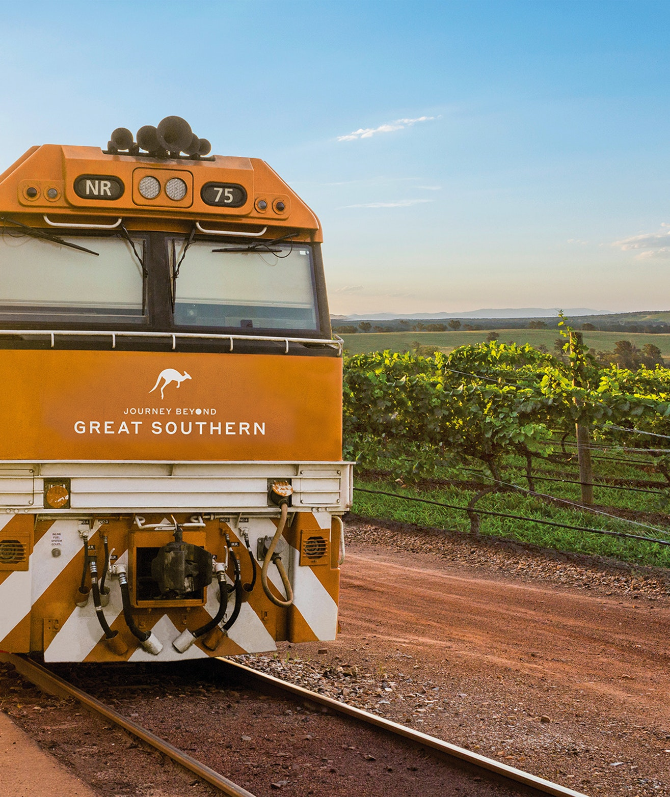 Great Southern - Journey Beyond Rail Expeditions