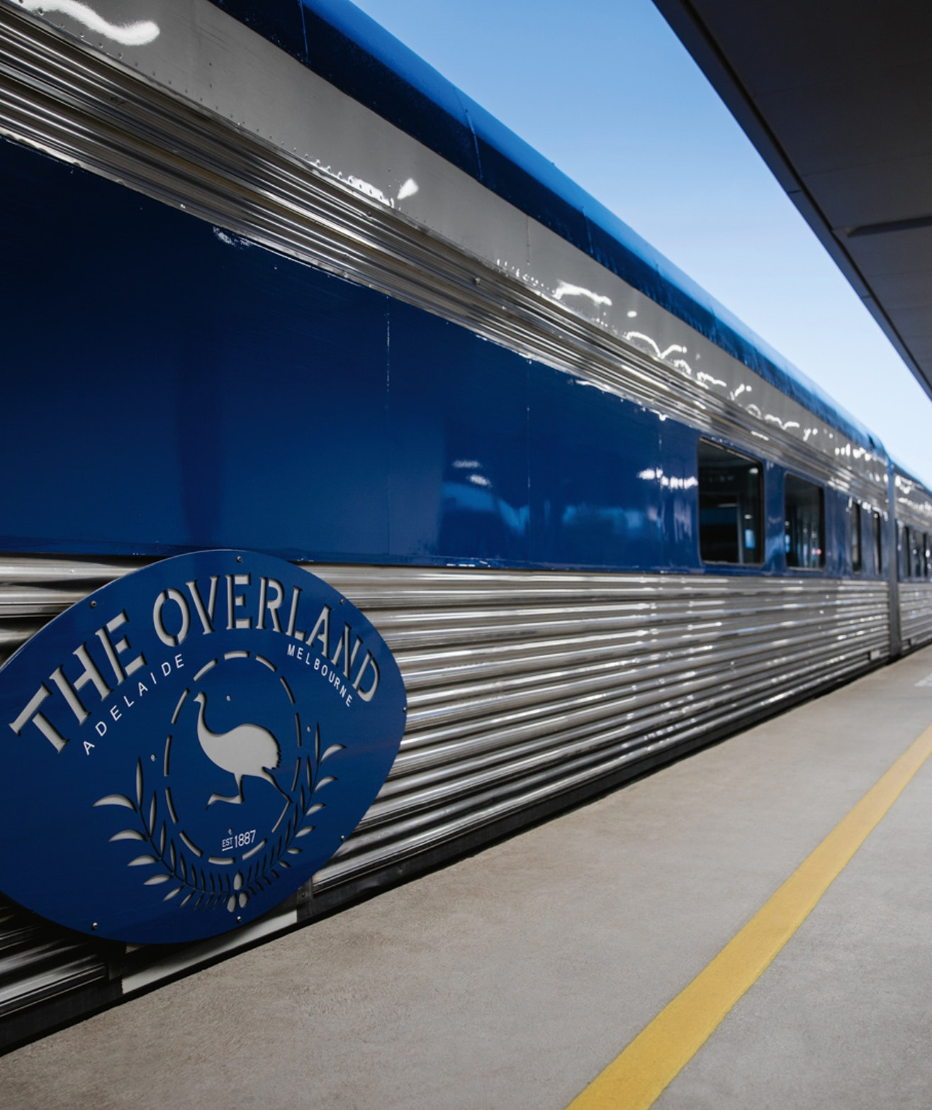 The Overland - Journey Beyond Rail Expeditions