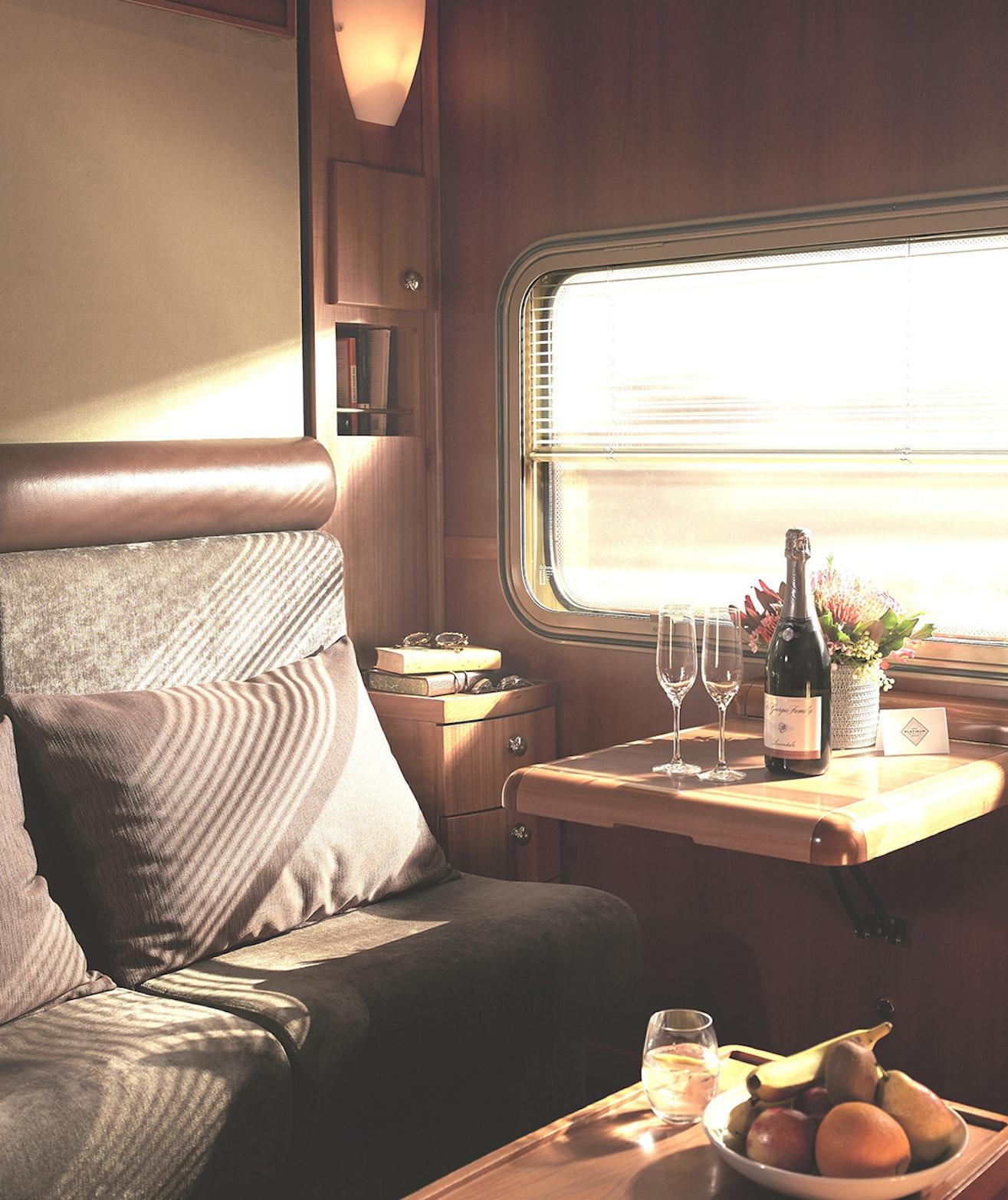 Platinum Service Journey Beyond Rail Expeditions