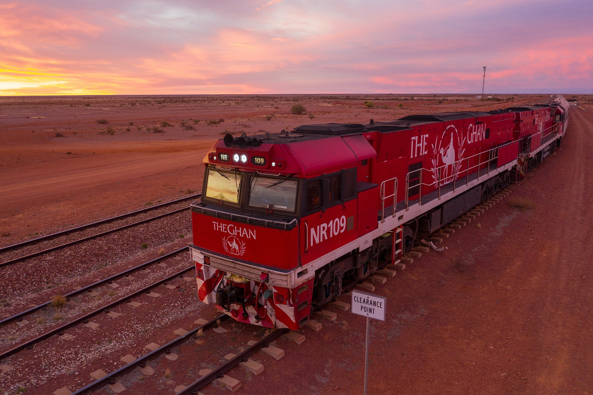 Journey Beyond Rail Expeditions - The Ghan, Indian Pacific