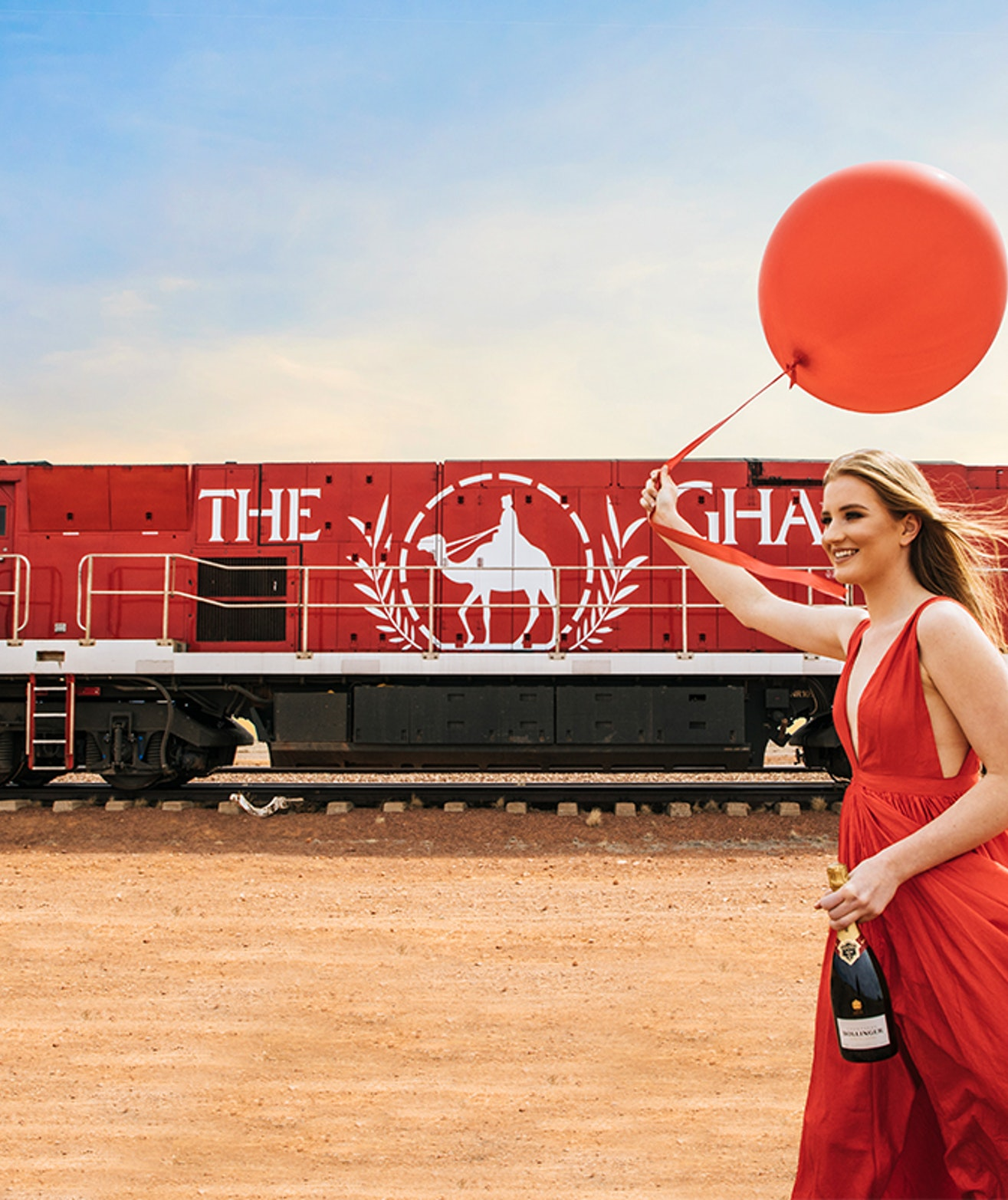 The Ghan - Journey Beyond Rail Expeditions